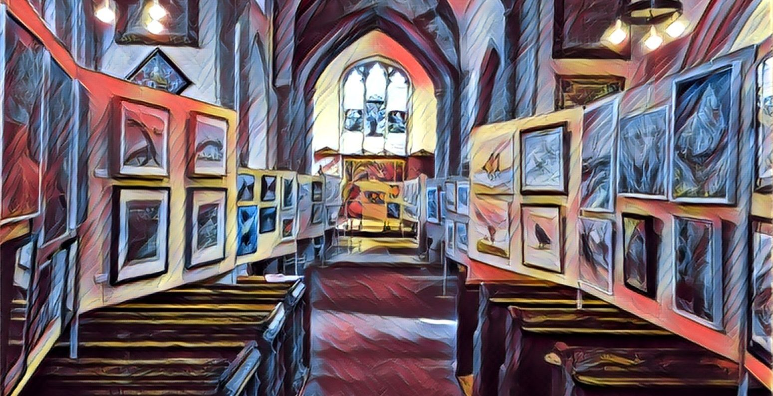 Whittlesford Art Exhibition